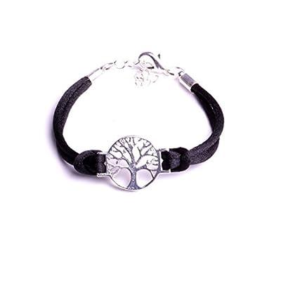 Bracelet arbre de vie cadeaux femmes, bijoux filles, accessoires garçons idée cadeau : création artisanale atelier bijouterie By Mode France.