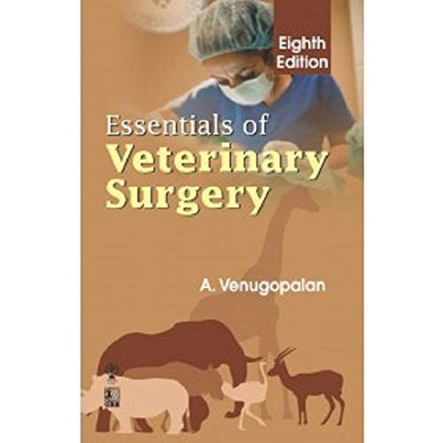 Essentials of Veterinary Surgery 8Ed (PB 2019)