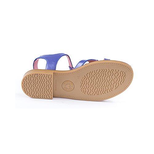 Agatha Ruiz de la Prada Sandales bleu 142994A Bleu