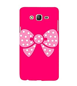 Butterfly 3D Hard Polycarbonate Designer Back Case Cover for Samsung Galaxy On7 :: Samsung Galaxy On 7 G600FY