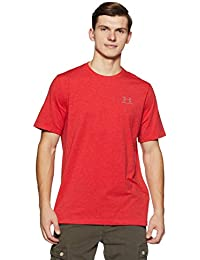 Under Armour Charged Cotton Left Chest Lockup Men's Round Neck Cotton T-Shirt