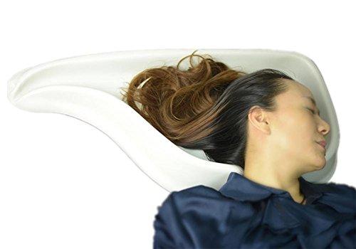 XYLUCKY Neue ABS Medizinische Haarwäsche-Tablett - Shampoo Becken - Waschen Sie Haar im Bett