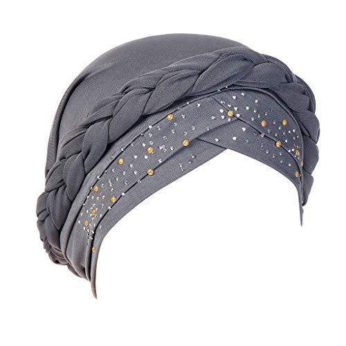 Kleidung & Accessoires Damen-accessoires WunderschöNen MicrofasermÜtze/beanie Atmungsaktiv Viel Volumen ChemomÜtze Chemo Turban