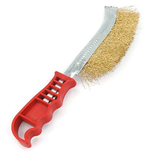 Accessotech Heavy Duty Hand Drahtbürste Metall rost Multi Purpose DIY Werkzeug Selbstbemalen Schmutzlöser