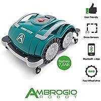 Ambrogio Robot zucchetti – Ambrogio L60 Deluxe ...