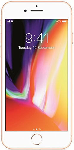 Apple iPhone 8 (Gold, 2GB RAM, 64GB Storage)