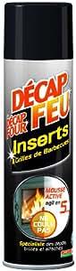 Decapfeu - Nettoyant Inserts grilles de barbecues - Aérosol - 500 ml