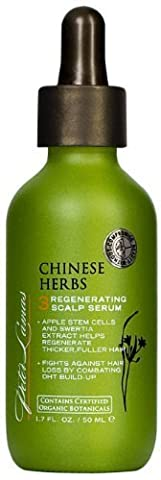 Peter Lamas Chinese Herbs Regenerating Scalp Serum, 1.7 fl oz, Salon Pack, 6 Count by Peter Lamas