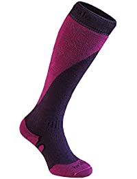 Bridgedale Women's Beginners Mountain Ski Socks
