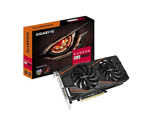 Gigabyte Radeon RX570 4GB GDDR5 PCI-E Graphics Card