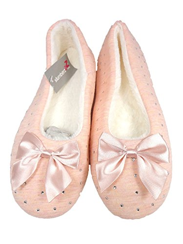 SlumberzzZ , Chaussons pour femme Rose