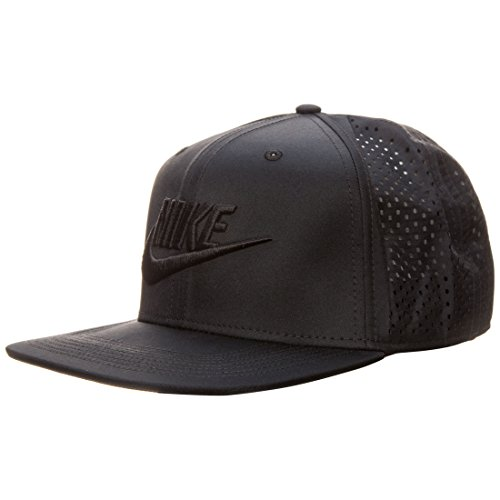 Nike aerobill Pro Tech Pantalla Gorro, Unisex Adulto, 891286-010, Negro, Talla única
