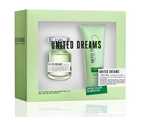 BENETTON - UNITED DREAMS LIVE LOTE 2 pz-mujer