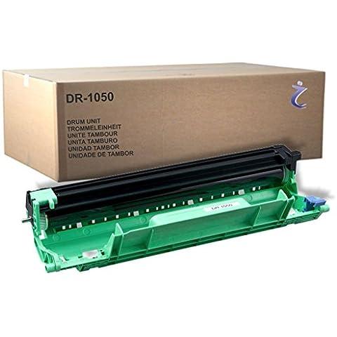 Tamburo DR1050originali per Brother DCP-1510151216101612MFC-18101910per HL-1110111212101212d–Dr 1050Bulk/confezione neutrale–intuiflex