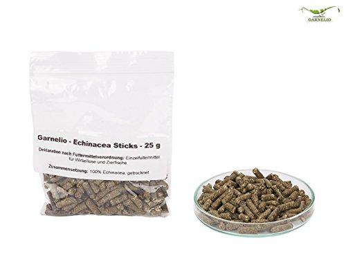 Garnelio – Echinacea Sticks – 25 g – Garnelen Futter - 2