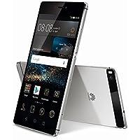 "Huawei P8 4G - Smartphone Vodafone (13,21 cm (5.2""), 1920 x 1080 Pixeles, IPS, 2 GHz, Hi-Silicon, Kirin 930), color gris titanio"