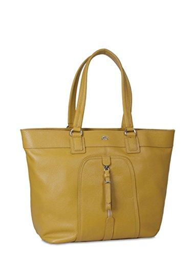 Borsa Shopping Jacky & Celine | College | F15B11004AI1516-Mustard
