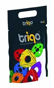 Triqo - Juego de construcción para niños de 10 piezas (Toys 10110) Importado