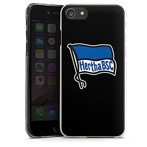 Apple iPhone 6 Plus Hülle Case Handyhülle Hertha BSC Fanartikel Fussball Hard Case transparent