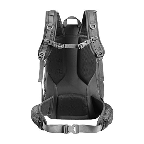 0e9f50a3a425b ... AMOS Outdoor Rucksack Bergsteigen Tasche Schultern Männer und Frauen  große Kapazität Reisebeutel Wanderrucksack Rucksack 40L Iron ...