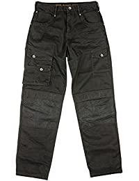 DeWalt Pro Work Jeans Black 38 W 32 L