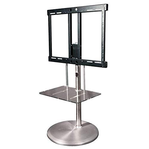 Preisvergleich Produktbild KBKG821 Bodenständer TV-Halter,  TV Wagen-Draht-Management für 42-75 Zoll LED-LCD-Plasma-Flachbildschirme Konferenzbüro Empfangssaal Ausstellung