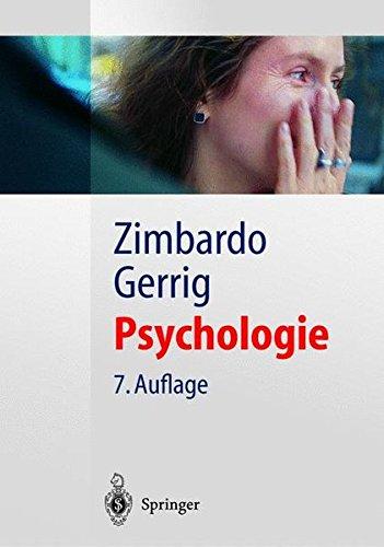 Psychologie. (Springer-Lehrbuch)