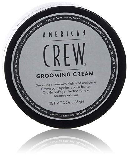 Grooming Cream (AMERICAN CREW GROOMING CREAM Stylingcreme Starker Halt - Viel Glanz, 1er Pack (1 x 85 g))