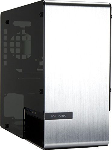 In Win 901 - computer cases (Mini-Tower, PC, Aluminium, Mini-ITX, Silver)