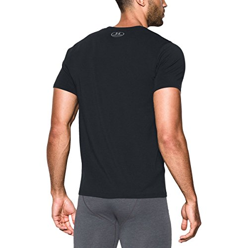 Under Armour Charged Cotton v-neck Undershirt – 2-pack Black/ Black