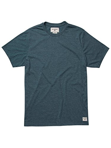 Herren T-Shirt Billabong All Day T-Shirt Deep Sea