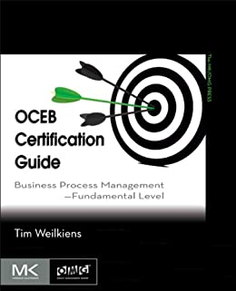 OCEB Certification Guide: Business Process Management - Fundamental Level de [Weilkiens, Tim]