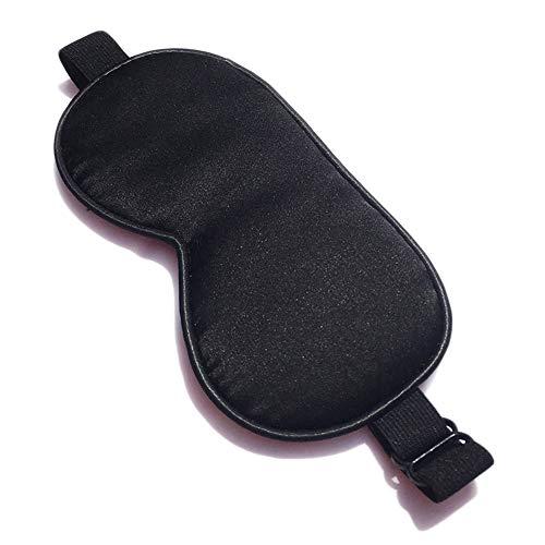 Schlaflosigkeit 100 Tabletten (Miaoss Schlafmaske Seidenaugenmaske Komfortable Und Verstellbare Augenmaske Für Unterwegs, Nickerchen Schwarz)