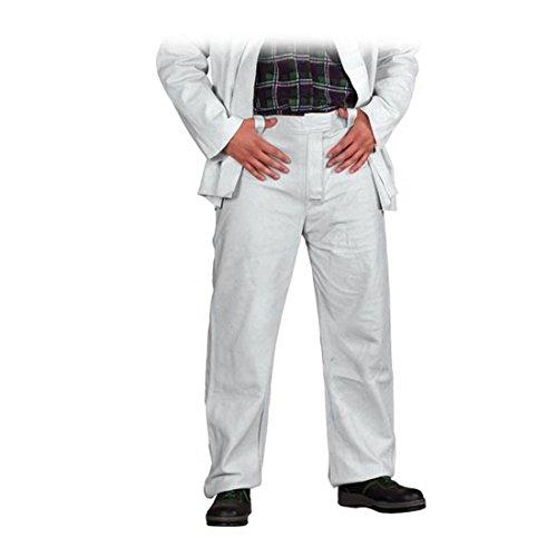Preisvergleich Produktbild Schweißerhose Gr. uni Arbeitshose Bundhose Schweißerschutz Schweißer Arbeitsbekleidung Schweißeranzug Lederhose