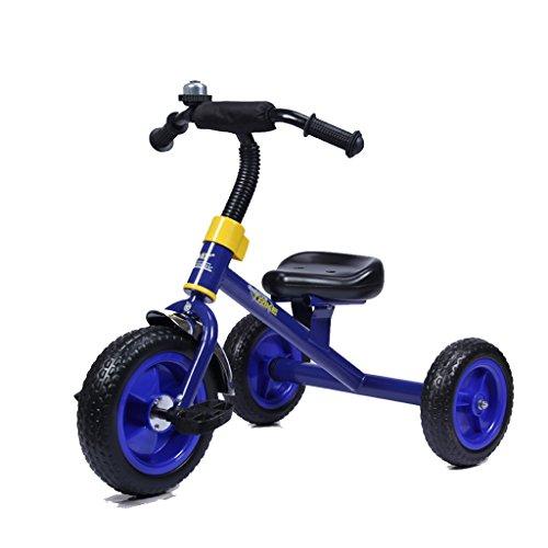 Guo shop- Kind Dreirad Kleine Dreirad Fahrrad Spielzeug Auto Wanderer 1-3-6 Jahre Altes Baby Kind Fahrrad Kinderfahrräder
