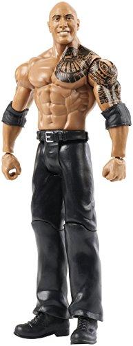 WWE - Figura básica The Rock (Mattel FMD41)