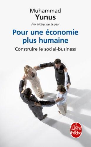 Pour une économie plus humaine