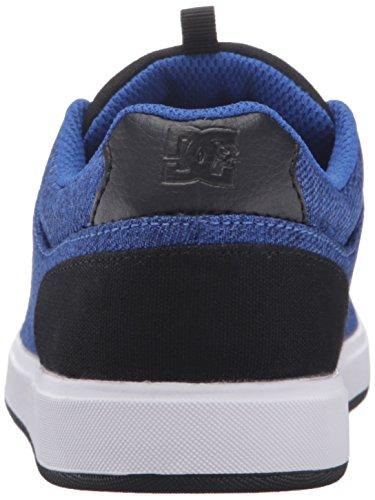 DC - bambino Cole Signature Low Top senza tempo a forma di scarpa Blue/Black/White