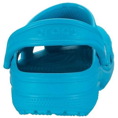 crocs Unisex-Erwachsene Classic Clogs Grün (Turquoise)