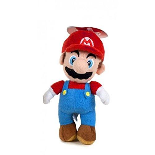 PLAY BY PLAY Peluche Mario Yoshi Super Mario Bros 25cm