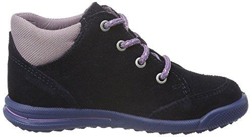 Superfit Avrile Mini, Chaussures Marche Bébé Fille Bleu - Bleu océan (81)