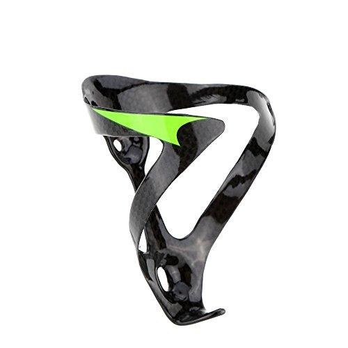 Docooler Super Leichte Bike Fahrrad Carbon Fiber Halter Flaschenhalter -
