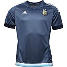 adidas Hombre AFA Argentina Away Shirt Azul Marino (Medium Chest 37-40