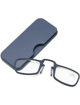Nasoche riposaReadingGlasses+ 1,0a+ 3,5Stickovunque,Ultraleggeroportatileemergenzaportafogliolettore...