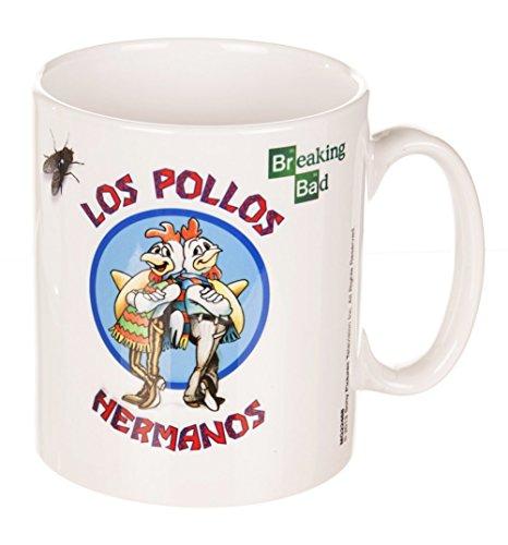 Breaking Bad Los Pollos Hermanos Mug Boxed