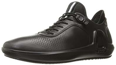 Intrinsic 1, Sneaker a Collo Alto Donna, Nero (Black), 40 EU Ecco
