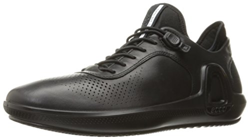 Ecco Herren Intrinsic 3 Low-Top Schwarz (1001BLACK)