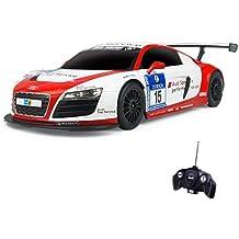 Audi R8LMS de Racing Edition–Original teledirigido licencia de vehículo en el modelo de escala 1: 18, de Ready to de Drive, Auto, incluye control remoto, Nuevo