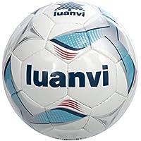 Luanvi Balón Cup T3 Inf, Unisex, (Celeste/Marino), 3