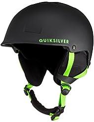 Quiksilver Empire - Casco de nieve board para niño, color negro, talla 54 (talla del fabricante M)